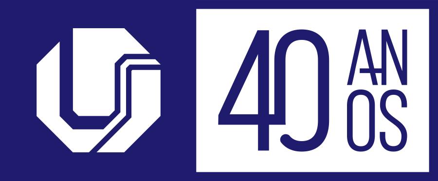 Marca UFU 40 Anos