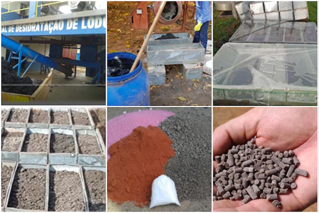Cientistas da Universidade Federal de Uberlândia (UFU) produzem fertilizante com lodo de esgoto