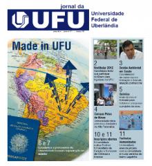 Jornal da UFU - junho de 2011 | número 135