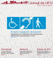 Jornal da UFU - maio de 2012 | número 138