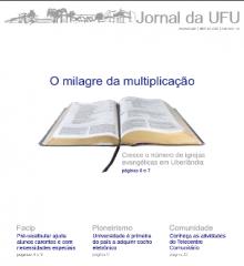 Jornal da UFU - abril de 2013 | número 142