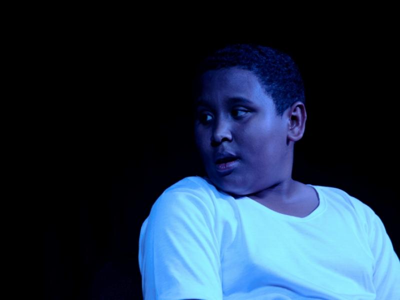 """""""Escola não é lugar de bullyng"""" – espetáculo realizado no dia 15/7 durante a 1ª Mostra de Teatro – Dist/Shopping Park (foto: Marco Cavalcanti)"""