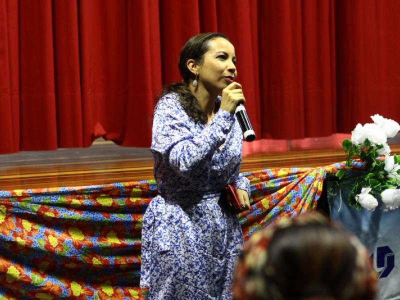 Gláucia Carvalho Gomes, docente do Instituto de Geografia e coordenadora do Dist/Shopping Park (foto: Pompílio Alves Neto/Dist)