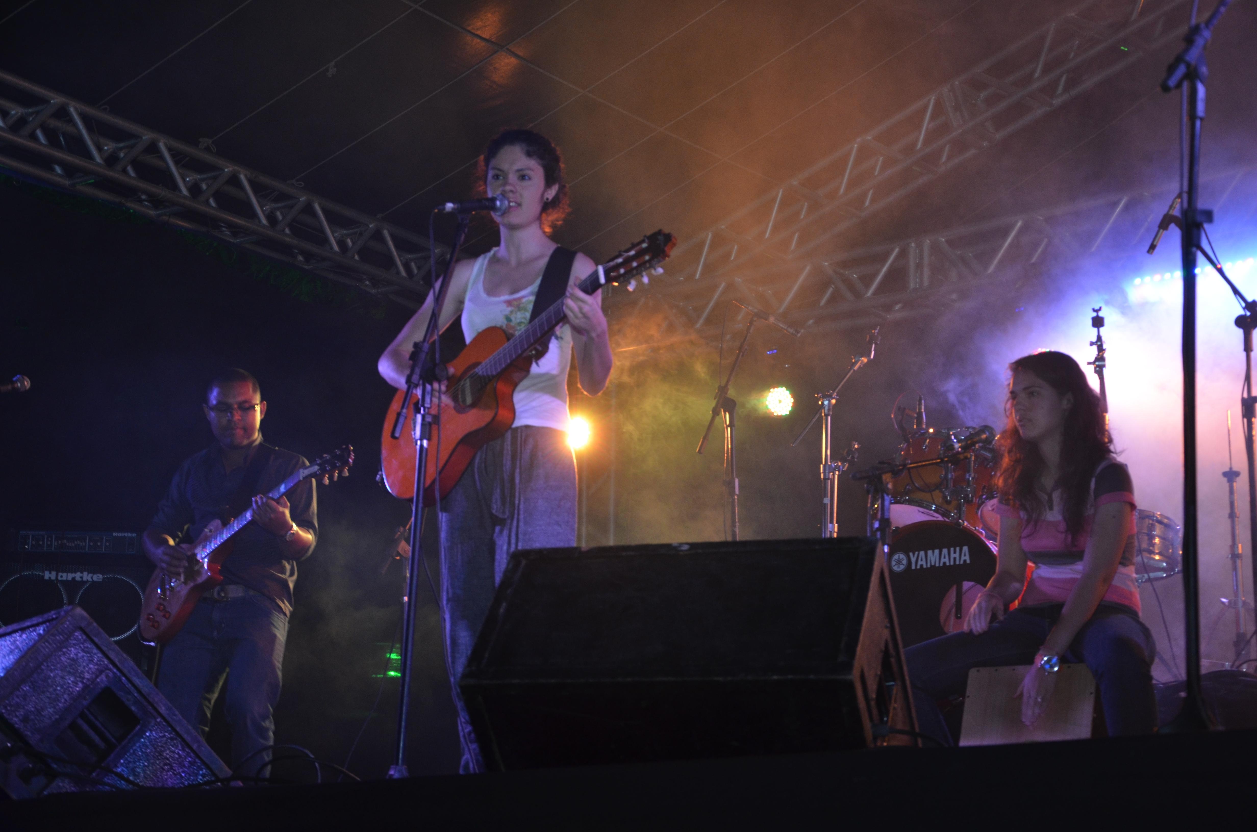 Festival Universitário da Canção de 2010 - Foto: Milton Santos