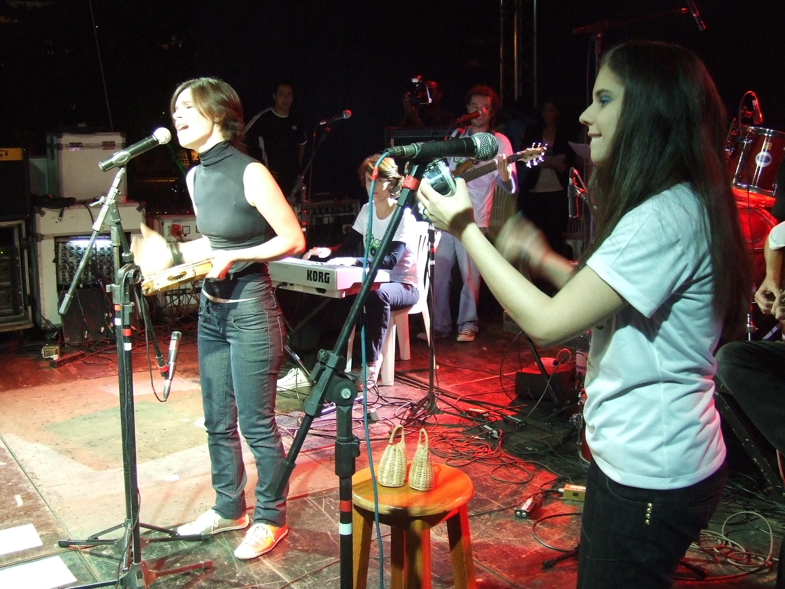 Festival Universitário da Canção de 2010 - Foto: Laureanny Melo