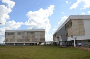 Em audiência pública  foi apresentada a atualização do Plano Diretor Físico do Campus Pontal e os projetos urbanístico e paisagístico elaborados pela Faculdade de Arquitetura e Urbanismo (Fotos: Milton Santos).